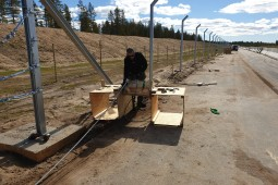 Circuits de course - Skellefteå Drive Center 2019 - Debris Fence 6m 2019