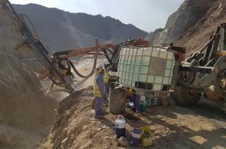 Debris Flow & Shallow Landslide Protection - Shis - Khor Fakkan road 2019