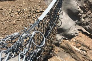 Shis - Khor Fakkan road 2019 - Geobrugg