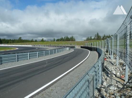 Rudskogen Motorsenter 2012 - Geobrugg