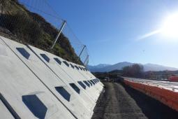 Rockfall Protection - Kaikoura State Highway 1 (SR1-2) 2019
