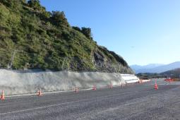 Kaikoura State Highway 1 (SR1-2) 2019 - Geobrugg