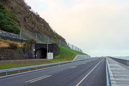 Rockfall Protection - Kaikoura Tunnel 16 2019