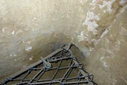 Protezione dagli impatti - Messa in sicurezza del pozzo di risalita del cementificio di Deuna 2015
