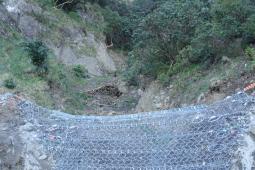 Protection contre les glissements de terrain et les laves torrentielles - Kaikoura Coastal Pacific Rail (SK16) 2019