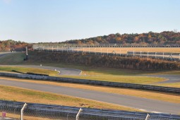 Atlanta Motorsports Park 2012 - Geobrugg
