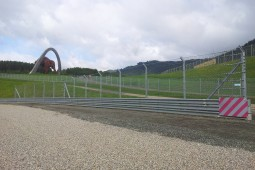 Red Bull Ring II 2014 - Geobrugg