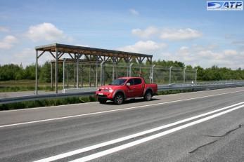 ATP - Automotive Testing Papenburg GmbH 2014 - Geobrugg