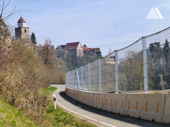 Haigerloch 2015 - Geobrugg