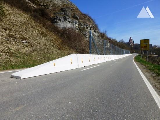 Protection contre les impacts - Haigerloch 2015