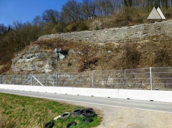 Protección contra impactos - Haigerloch 2015