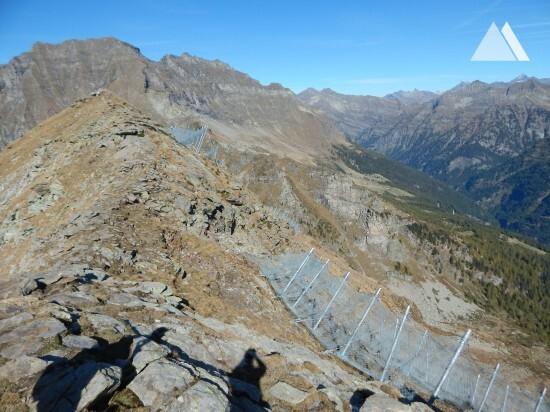 Prevención de aludes - Giumella Val Calanca 2019