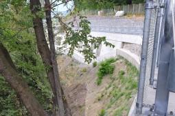 Estabilización de taludes - Monte Bré, Lugano 2019