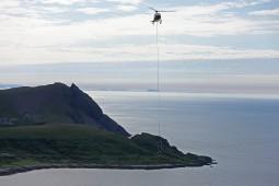 Monitoring y servicios - Sørøya I 2019