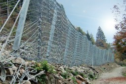 Rockfall Protection - Danielsberg 2019