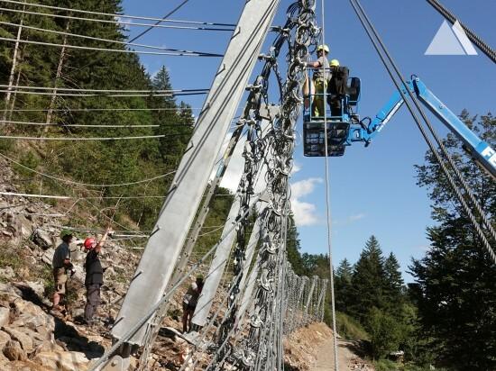Danielsberg 2019 - Geobrugg