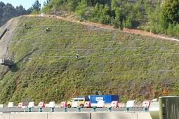 Укрепление склонов - Túneles de Artxanda 2019