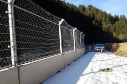 道路护栏 - Katschbergstrasse B99 (1) 2019