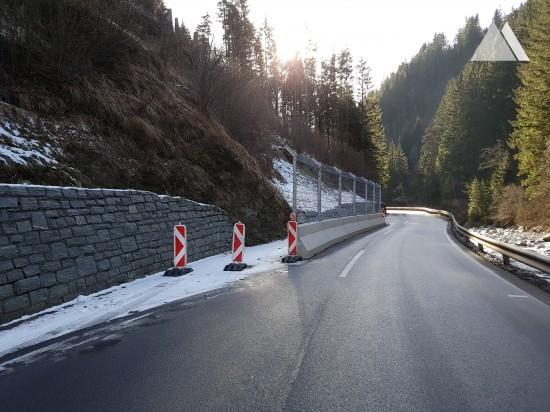 Ограждения для дорог - Katschbergstrasse B99 (1) 2019