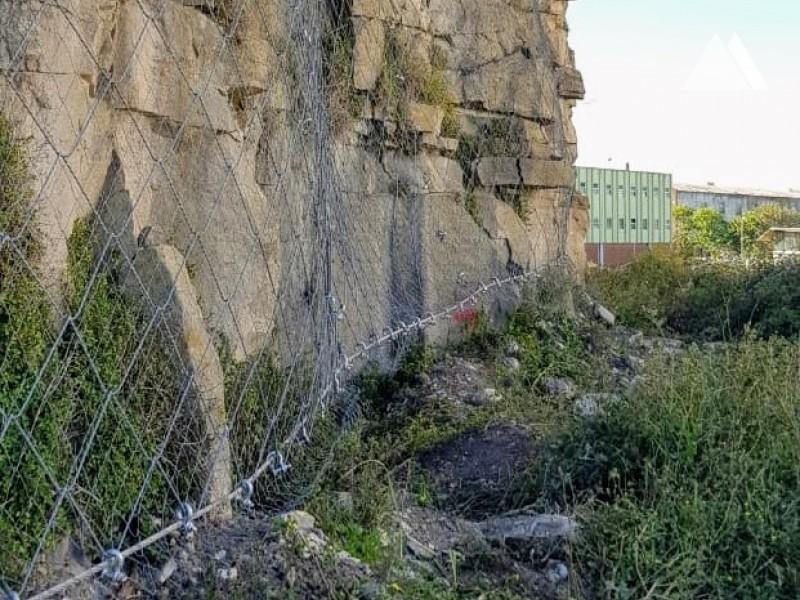 Şev ve Yamaç koruma - Mar del Plata - Quarry 2020