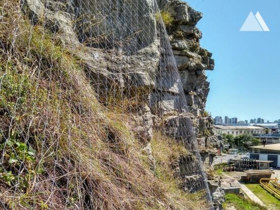 Slope Protection - Mar del Plata - Quarry 2020