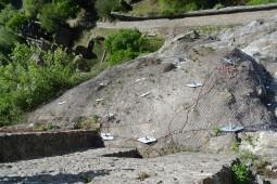 Stabilizacja skarp - Festung Hohentwiel - Singen 2020