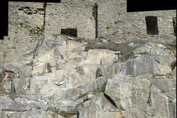 Укрепление склонов - Festung Hohentwiel - Singen 2020