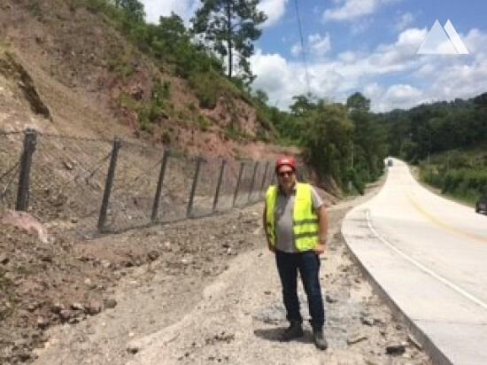 Debris Flow & Shallow Landslide Protection - El Florido - Los Ranchos. Km24 2019