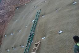 Stabilizacja skarp - El Florido - Los Ranchos. Km 36.1 2019