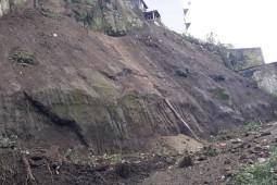 Consolidamento di versanti - Morlupo 2020