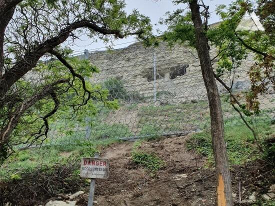 Protecţia împotriva căderilor de pietre - La Roche-Blanche 2020