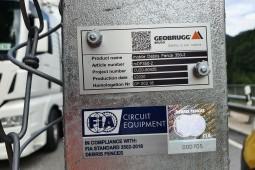 Proteção contra desprendimentos - Bodenberg B21 2020