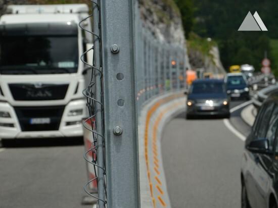 Road fencing - Bodenberg B21 2020