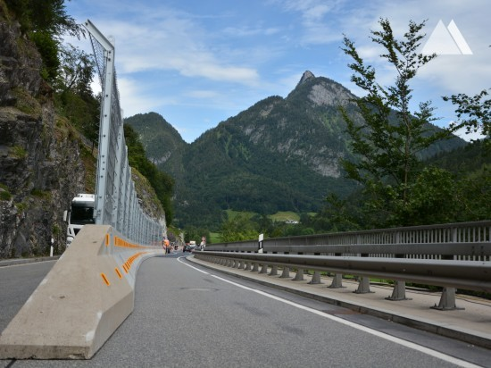 Delimitarea drumurilor - Bodenberg B21 2020