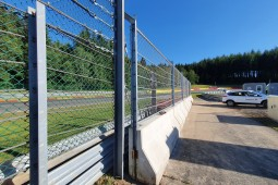 Circuits de course - Pit Lane & T12 Circuit de Spa 2020
