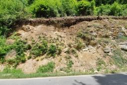 Consolidamento di versanti - Tengen K6132 2020