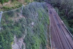Protecţia împotriva căderilor de pietre - Stanwell Park, Railway Corridor, 2020 2020
