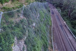 Protection contre les chutes de pierres - Stanwell Park, Railway Corridor, 2020 2020