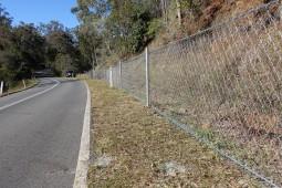 Protecţia împotriva căderilor de pietre - Enoggera, Mount Nebo Road 2020