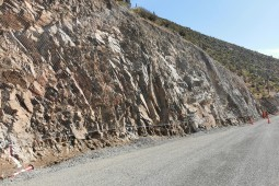 Rockfall Protection - Embase Culimo - Tilama, CBI route D-875 2020