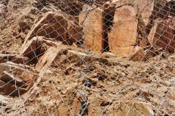 Protecţia împotriva căderilor de pietre - Embase Culimo - Tilama, CBI route D-875 2020