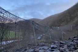Protecţia împotriva căderilor de pietre - Carrière de Michelau N27 (II) 2020