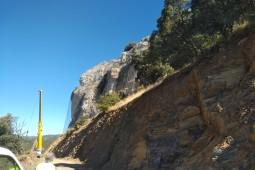Protecţia împotriva căderilor de pietre - La Robla, León 2020