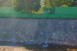 Stabilisation des pentes - Nonguen Channel 2021