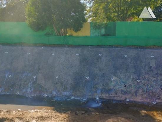 Stabilizarea pantelor - Nonguen Channel 2021